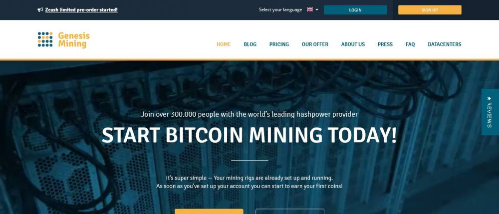bitcoin mining affiliate